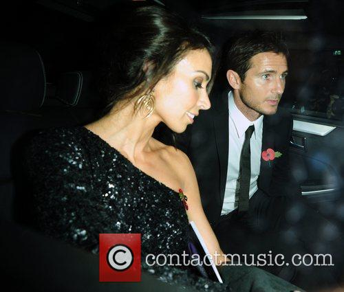 Christine Bleakley and Frank Lampard 8