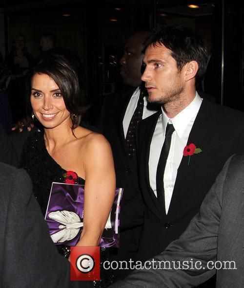 Christine Bleakley and Frank Lampard 11