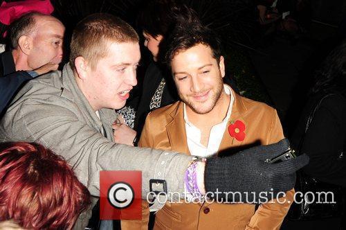 Matt Cardle Pride of Britain Awards held at...