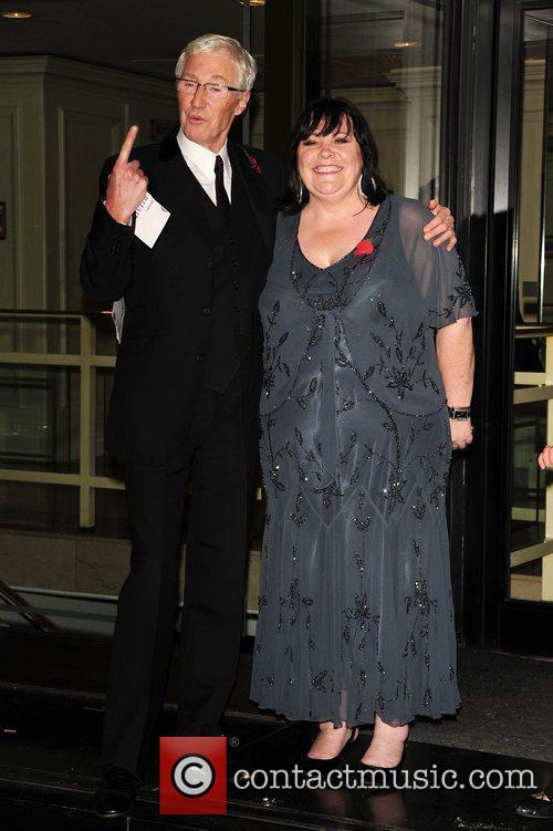 Paul O'Grady and Mary Byrne Pride of Britain...