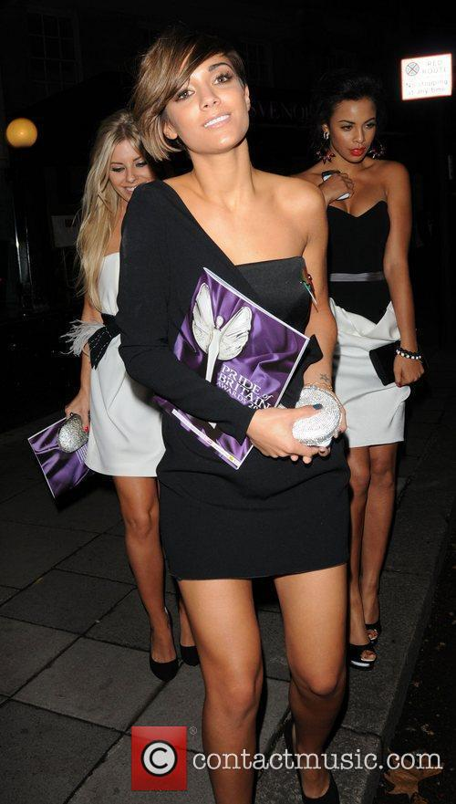 Frankie Sandford Pride of Britain Awards held at...