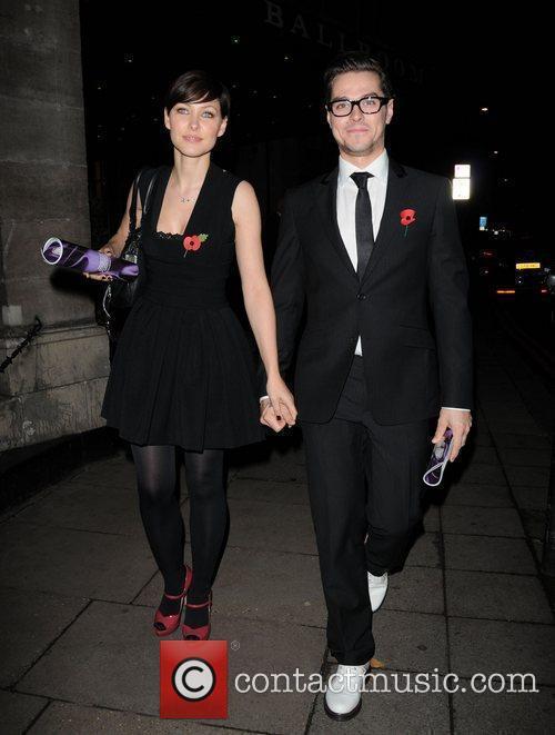 Emma Willis and Matt Willis Pride of Britain...