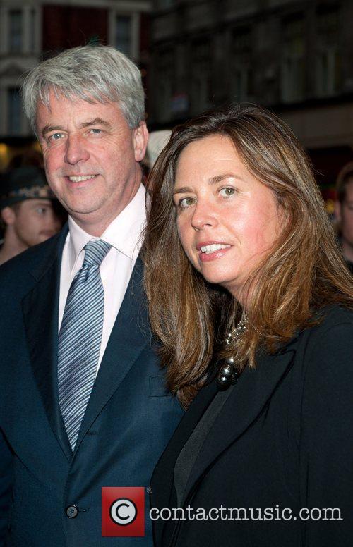 Andrew Lansley CBE (Conservative MP) Gala night of...