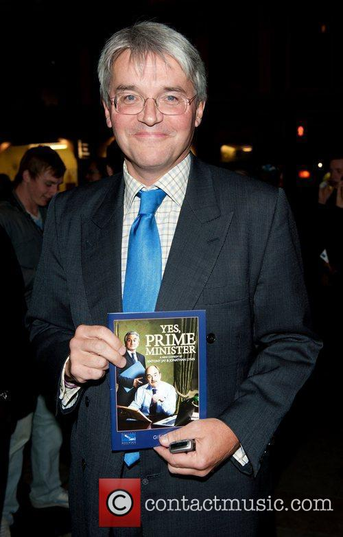 Andrew Mitchell (Conservative MP) Gala night of stage...