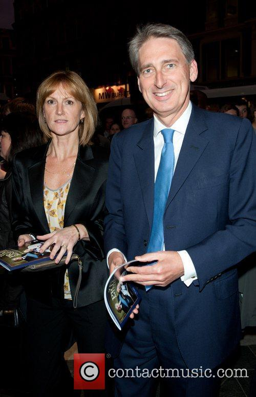 Phillip Hammond (Conservative MP) Gala night of stage...