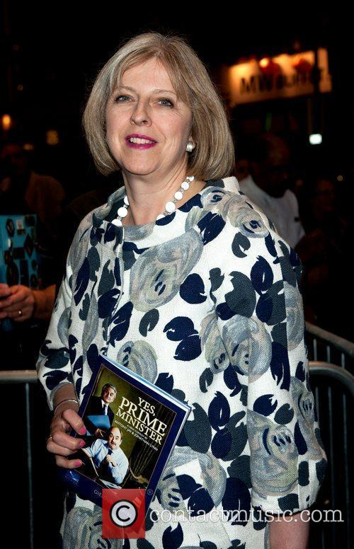 Theresa May MP Gala night of stage version...