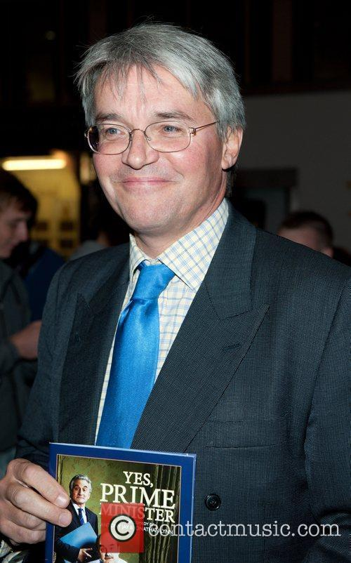 Andrew Mitchell (Conservative MP)  Yes, Prime Minister...