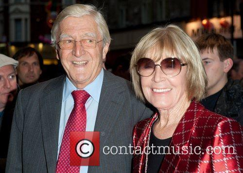 Michael & Mary Parkinson Gala night of stage...