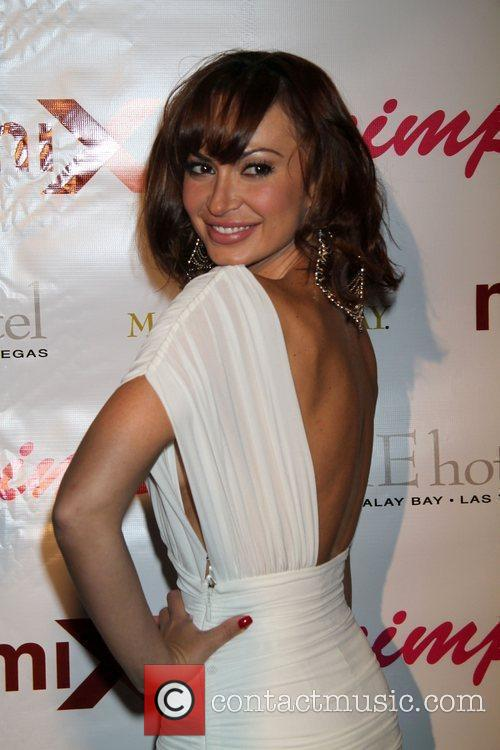 Karina Smirnoff and Las Vegas 7
