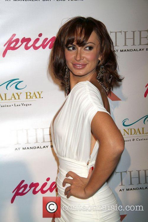 Karina Smirnoff and Las Vegas 4