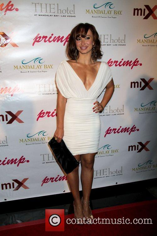 Karina Smirnoff and Las Vegas 2