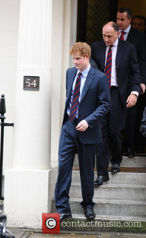 Prince Harry and The Rifles 7
