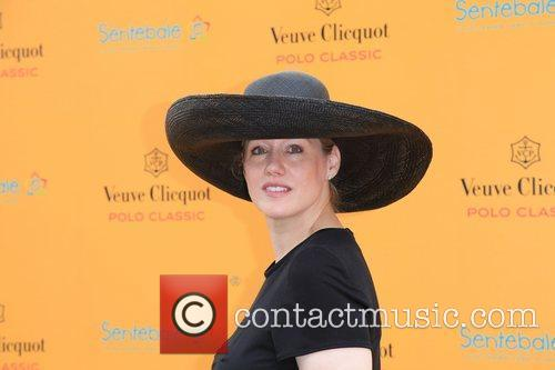Amy Sacco at the 3rd annual Veuve Clicquot...
