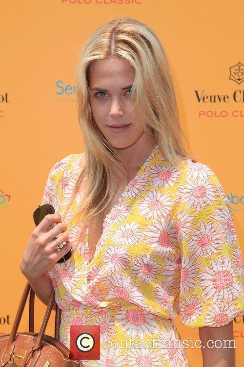 Byrdie Bell at the 3rd annual Veuve Clicquot...