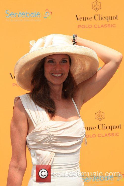 Carol Alt at the 3rd annual Veuve Clicquot...