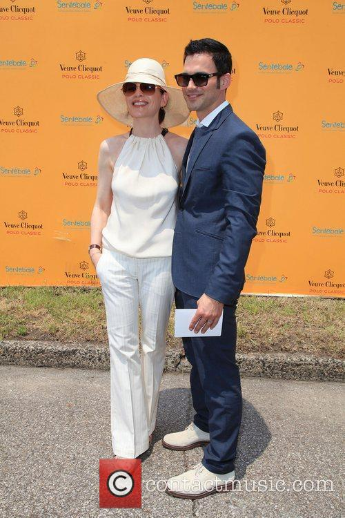 Julianna Margulies and Husband Keith Lieberthal At The 3rd Annual Veuve Clicquot Polo Classic On Governors Island 7