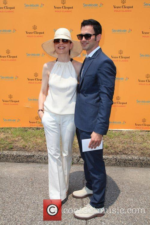 Julianna Margulies and Husband Keith Lieberthal At The 3rd Annual Veuve Clicquot Polo Classic On Governors Island 9