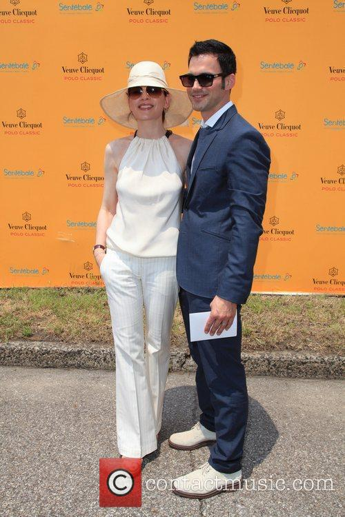 Julianna Margulies and Husband Keith Lieberthal At The 3rd Annual Veuve Clicquot Polo Classic On Governors Island 8