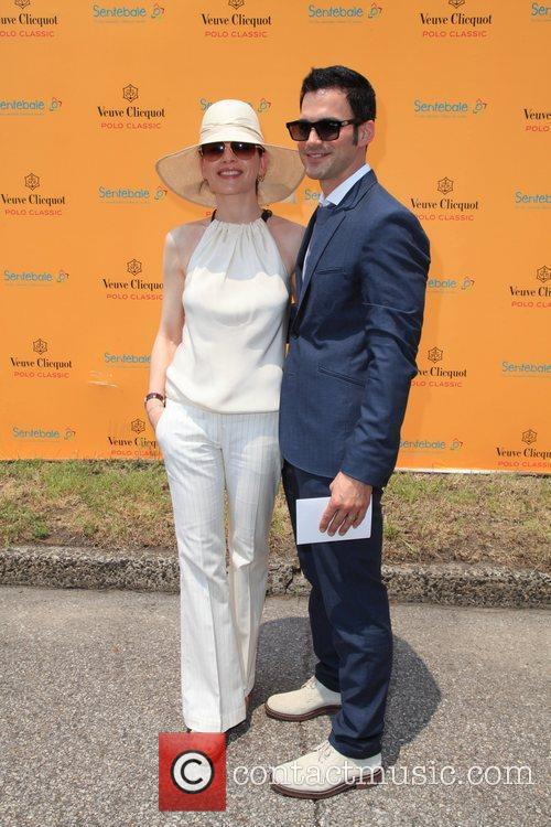 Julianna Margulies and Husband Keith Lieberthal At The 3rd Annual Veuve Clicquot Polo Classic On Governors Island 1