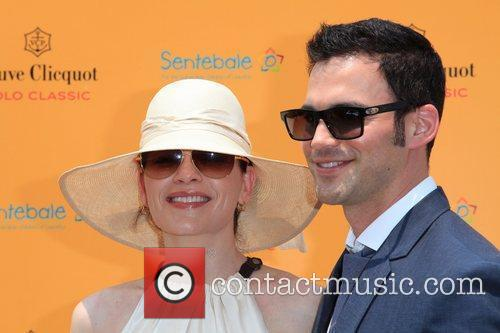 Julianna Margulies and Husband Keith Lieberthal At The 3rd Annual Veuve Clicquot Polo Classic On Governors Island 11