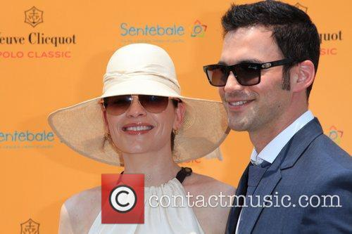 Julianna Margulies and Husband Keith Lieberthal At The 3rd Annual Veuve Clicquot Polo Classic On Governors Island 5