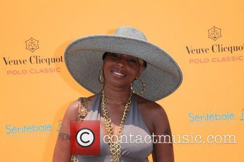 Mary J. Blige at the 3rd annual Veuve...