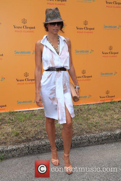 Veronica Webb at the 3rd annual Veuve Clicquot...
