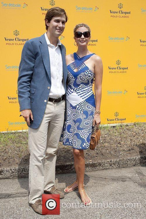 Ivanka Trump and Jared Kushner  Third Annual...
