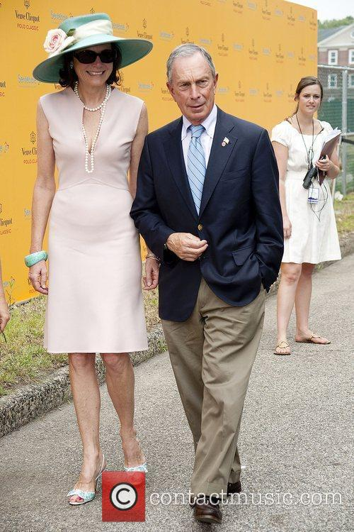 NYC Mayor Michael Bloomberg during the 3rd annual...