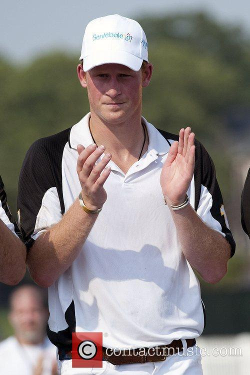 HRH Prince Harry of Wales during the 3rd...