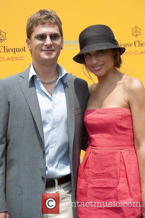 Rob and Marisol Thomas During The 3rd Annual Veuve Clicquot Polo Classic On Governors Island 4