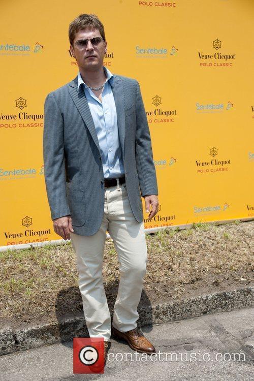 Rob Thomas  Third Annual Veuve Clicquot Polo...