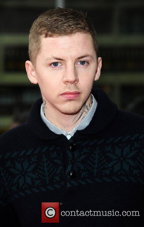 Professor Green and Prince 3