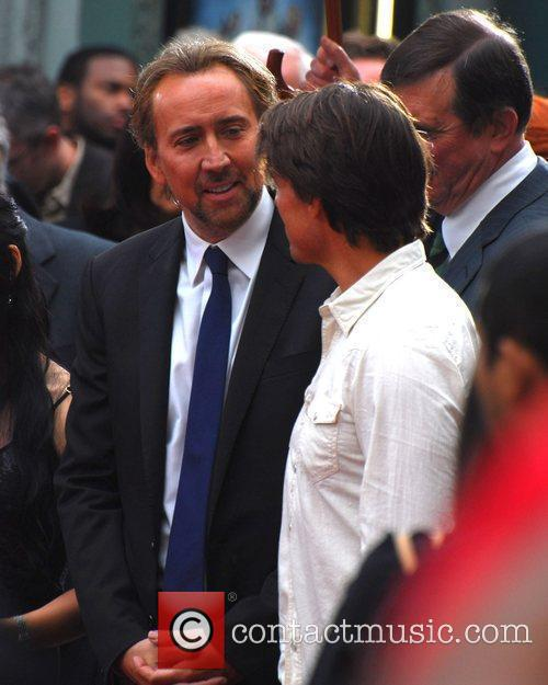Nicolas Cage and Tom Cruise 'Prince Of Persia:...