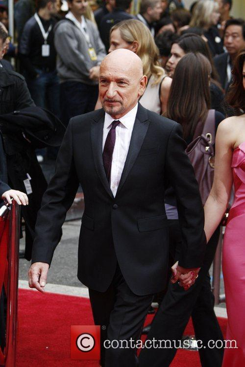 Ben Kingsley and Prince 2