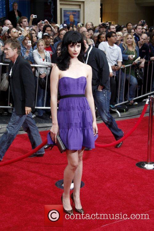 Krysten Ritter  Los Angeles premiere of 'Prince...
