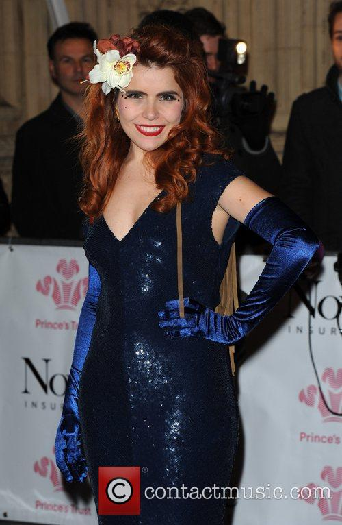 Paloma Faith and Albert Hall 4