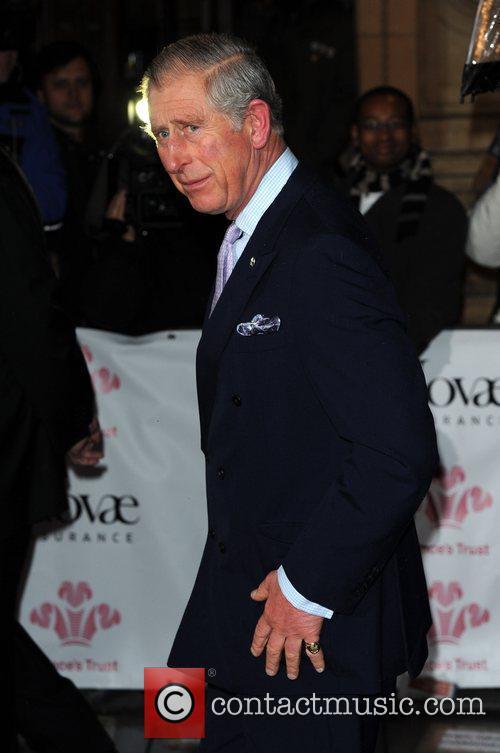 Prince Charles The Prince's Trust Rock Gala 2010...