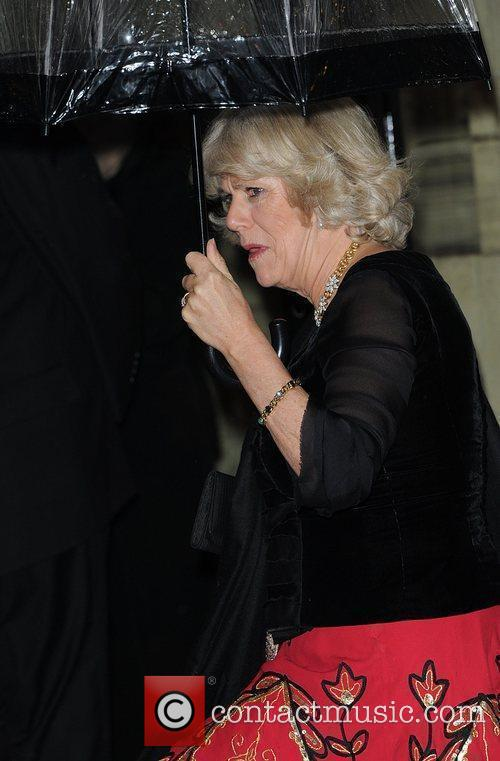 Camilla, The Duchess of Cornwall The Prince's Trust...