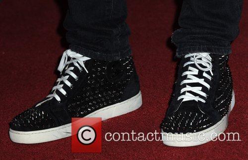 Jamie Cullum's shoes The Prince's Trust Rock Gala...