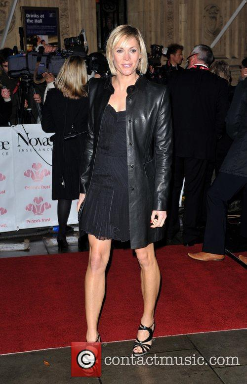 Jenny Falconer The Prince's Trust Rock Gala 2010...