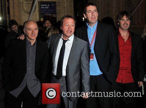 Midge Ure, Mark King, Guy Fletcher The Prince's...