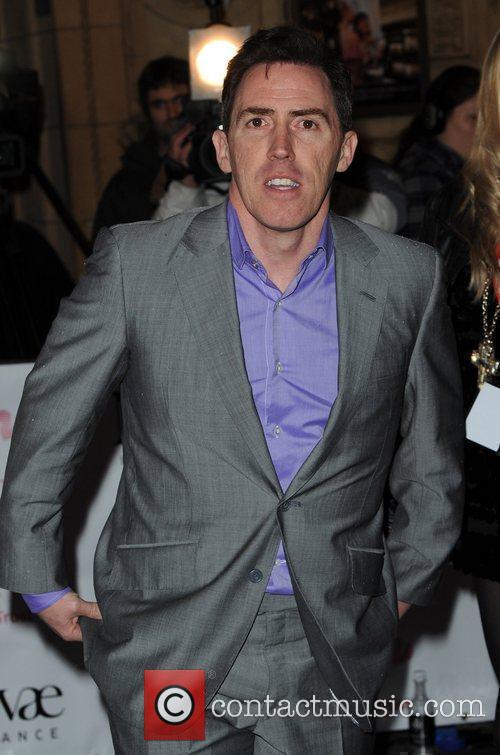 Rob Brydon The Prince's Trust Rock Gala 2010...