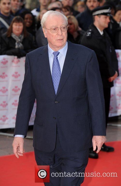 Sir Michael Caine The Prince's Trust Celebrate Success...