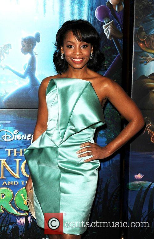 Aniko Noni Rose The Princess and the Frog...