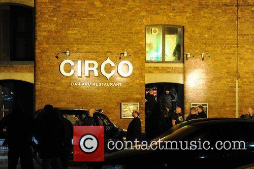 Aftershow party for Famous and Fearless at Circo...
