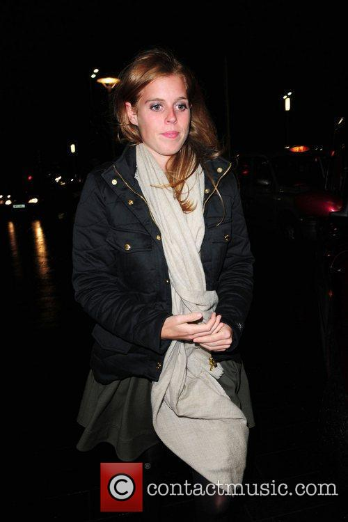 Princess Beatrice and Circo 5