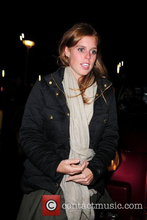 Princess Beatrice and Circo 4