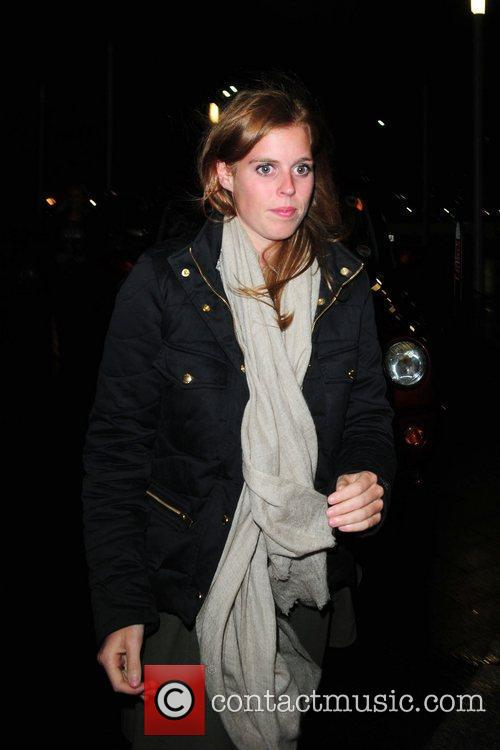 Princess Beatrice and Circo 9
