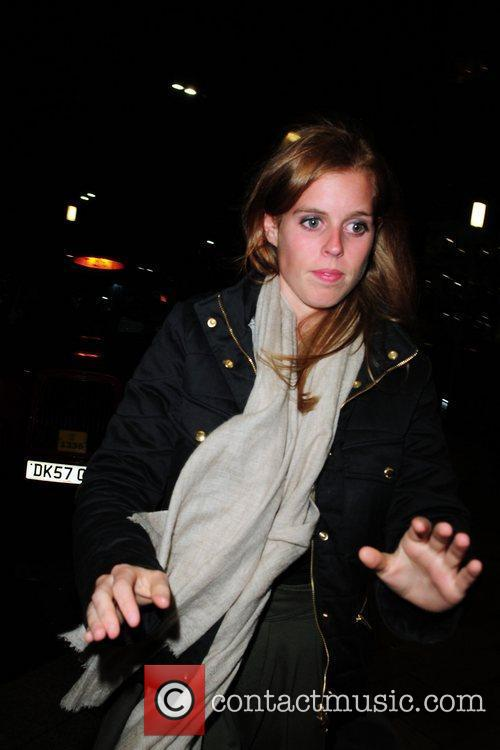 Princess Beatrice and Circo 2